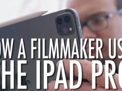iPad Pro 2020 – How I Use The iPad as a Filmmaker