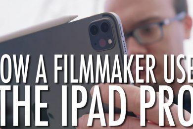 iPad Pro 2020 – How I Use The iPad as a Filmmaker
