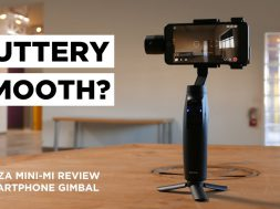 Lightweight Gimbal with a Heavyweight Punch | MOZA Mini-P Review
