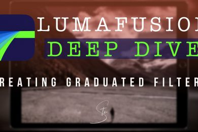 Learn LumaFusion – Creating Graduated Filters For Video w/ LumaFusion and Art Studio Pro