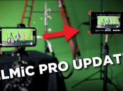 New FiLMiC Pro Update! CLEAN HDMI OUT & More
