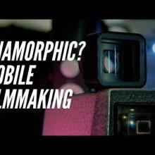 What's Anamorphic | Mobile Filmmaking | Ulanzi 1.33XT Anamorphic Lens