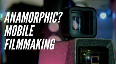 What's Anamorphic   Mobile Filmmaking   Ulanzi 1.33XT Anamorphic Lens