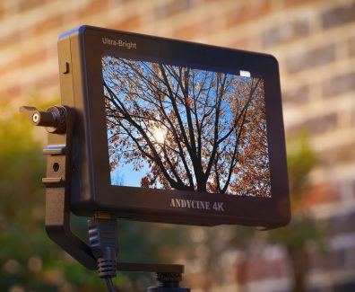 Affordable DAYLIGHT VIEWABLE 4K Monitor!   AndyCine C7 Review