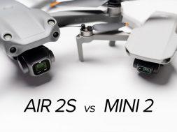 Which Drone to Buy in 2021 // DJI Mavic Air 2S vs Mavic Mini 2