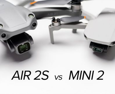 Which Drone to Buy in 2021 // DJI Mavic Air 2S vs Mavic Mini 2
